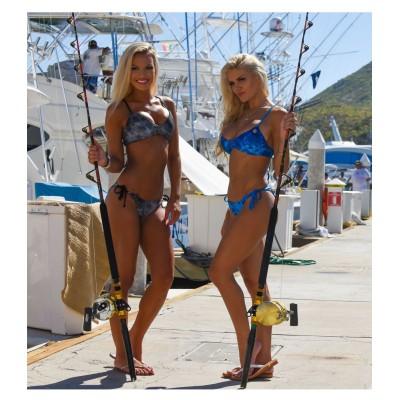 Bikini PELAGIC LAHAINA REVERSIBLE BIKINI TOP - HEX Talla S