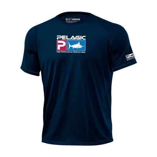 Camiseta de pesca PELAGIC WATERMAN SS Talla M