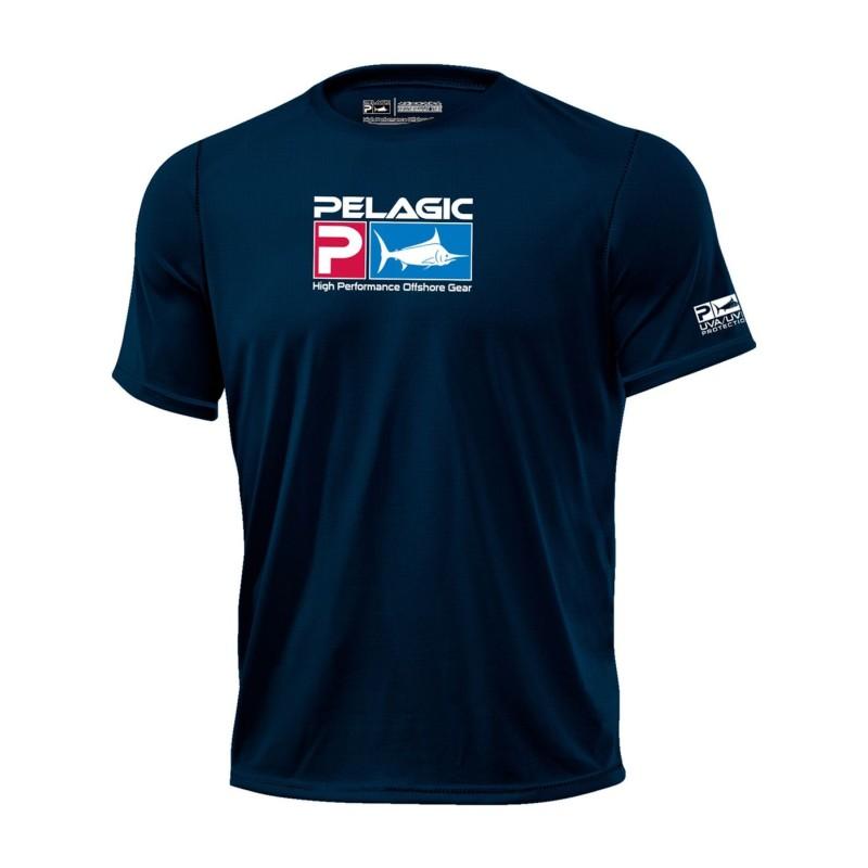 Camiseta de pesca PELAGIC WATERMAN SS Talla XL