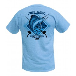 Camiseta de pesca PELAGIC SAILFISH TEE Talla XL