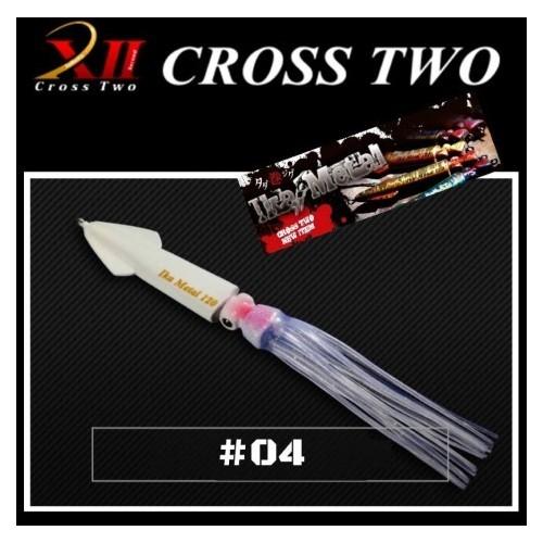 INCHIKU CROSS TWO SQUID SHAPE 120g ROSA