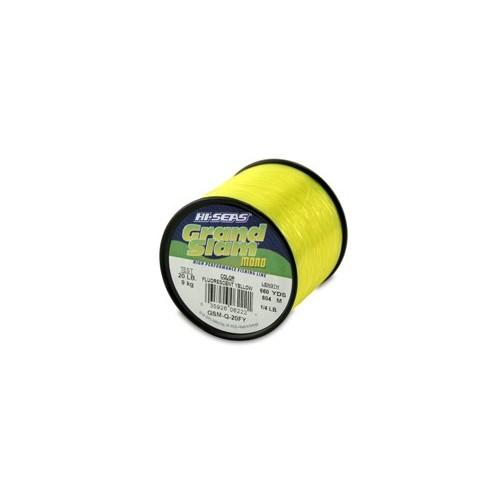 Grand Slam Mono Line, 25 lb, clear